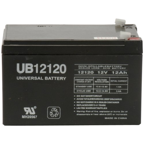 12V 12Ah Gt By Currie Asteroid Scooter Battery