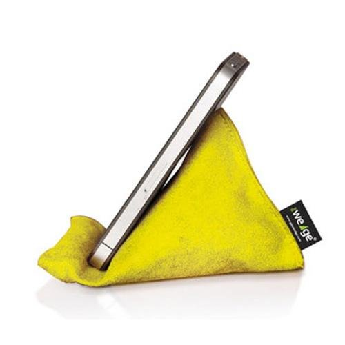The Wedge - Mobile Device Display Stand - Yellow (Mobile Device Display Stand compare prices)
