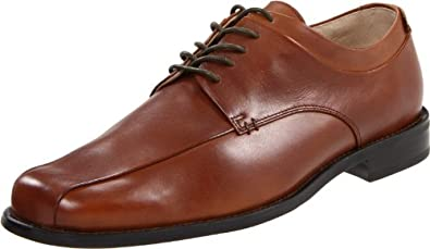 Calvin Klein Men's Horatio Oxford,Tan,7.5 M US