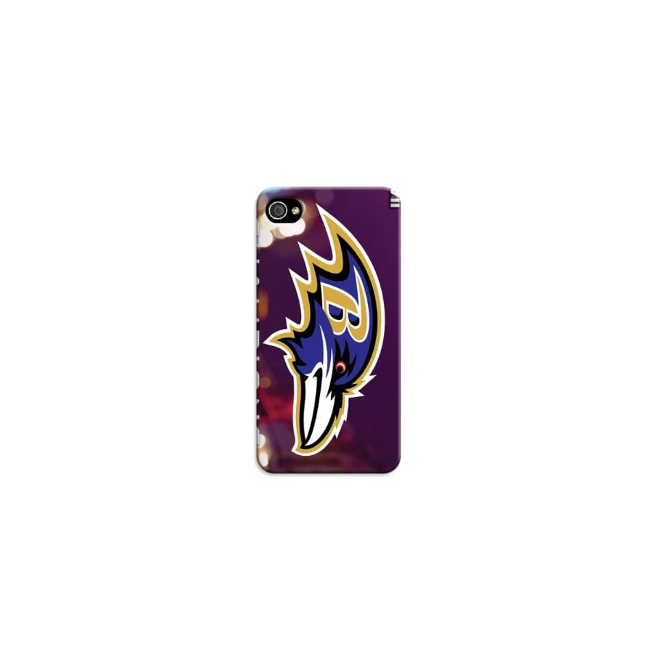Baltimore Ravens Nfl Iphone 4/4s Case Cell Phones & Accessories