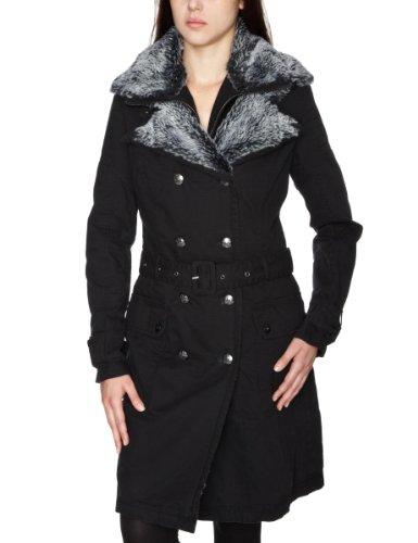 Firetrap Entrentched Womens Coat Black Small