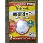 Professor Teaches Word XP 2002 & 2000...
