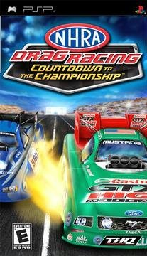 NHRA Countdown to the Championship 2007 - Sony PSP - 1