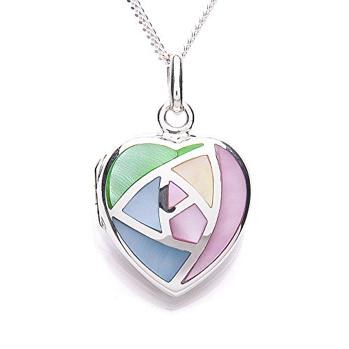 MiChic Jewellery Silver Multi Mother-of-Pearl