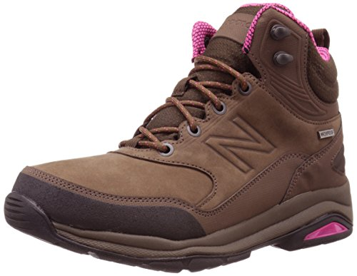 New Balance Women's WW1400V1 Walking Trail Boot, Brown, 7.5 B US (Insulated Walking Shoes compare prices)