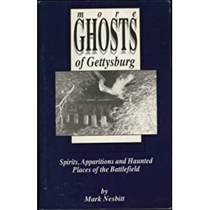 Gettysburg+ghosts+stories