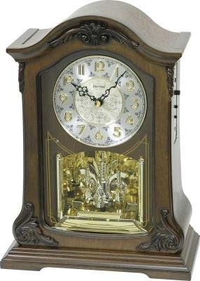 American Pride Musical Mantle Clock by Rhythm Clocks