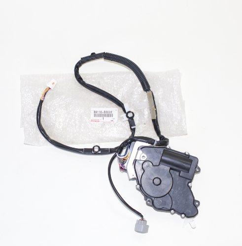 Toyota Genuine Parts 69110 50030 Easy Close Front Door Lock Actuator Nickcxartemova