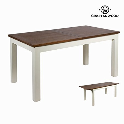 Table à rallonge lucca - Collection Country by Craften Wood