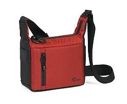 Lowepro Streamline 100 Shoulder Bag Professional (Red/Black)