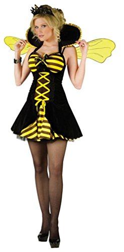 Queen Bee Costume - Medium/Large - Dress Size 10-14