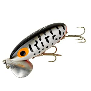 Arbogast jitterbug fishing lure sports for Jitterbug fishing lure