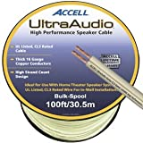 Accell UltraAudio Speaker Cable (B109B-100F) -