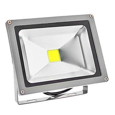 20W Outdoor Landscape Lamp 6000K Cool White Light Led Flood Light (Ac85-265V)