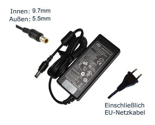 """Netzteil für Lenovo ThinkPad T410-2518C4U T410-2518C5F T410-2518CAM T410-2518F3F T410-2518F3U Notebook Laptop Ladegerät Aufladegerät, Charger, AC Adapter, Stromversorgung kompatibles Ersatz (12 Monate Garantie, einschließlich kostenlosem EU-Netzkabel) - """"Laptop Power"""" gebrandmarkt"""