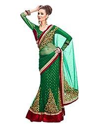 Saboo Saree (Green)