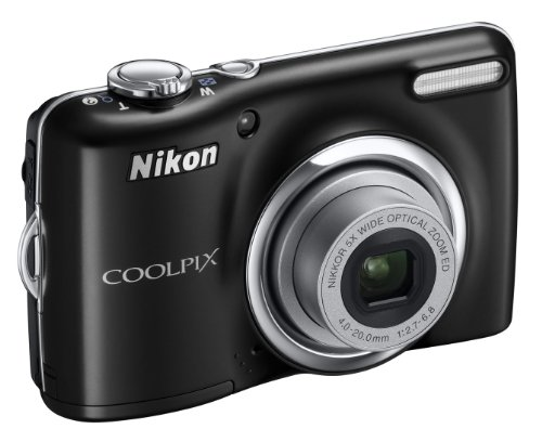 Nikon Coolpix L23 Digital Camera