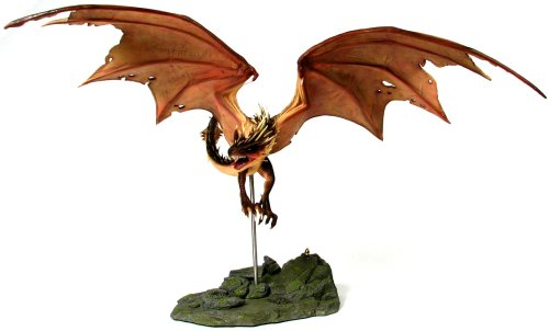 Picture of Gentle Giant Harry Potter HUNGARIAN HORNTAIL DRAGON Statue by Gentle Giant Figure (B000EMJA7S) (Harry Potter Action Figures)