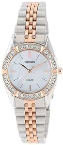 Seiko Women's SUP112 Dress Solar Classic Watch