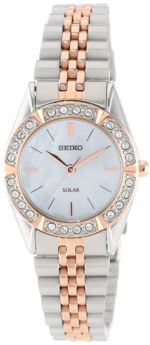 Seiko Women's SUP112 Dress Solar Classic Watch