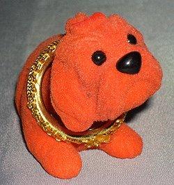 Picture of Mini Terrier Dog Bobble Head Nodder Doll (Bobble Head Figures)
