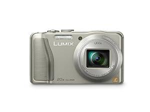 Panasonic Lumix DMC-ZS25S 16 MP Digital Still Camera with 20x Optical Zoom (Silver)