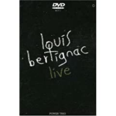 Louis Bertignac : Live power trio - DVD