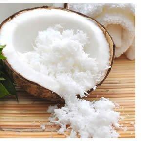 Polpa di Cocco Biologica - Scrub Gommage Esfoliante Naturale molto Delicato per Pelli Sensibili - 50 gr