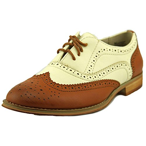 Wanted Babe Donna US 7 Beige Scarpe Stringhe