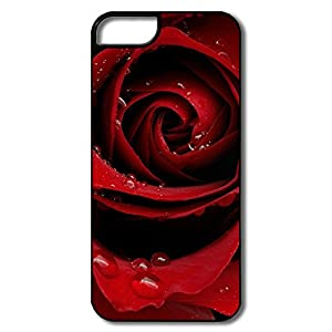 Amazon.com: Cute Red Rose Case For IPhone 5/5S otterboxase ...