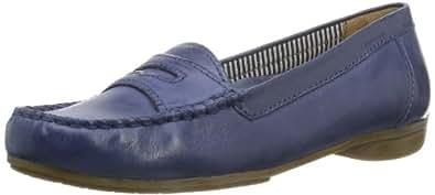 Gabor Shoes Gabor 84.210.76 Damen Mokassins, Blau (atlantik), EU 37.5 (UK 4.5) (US 7)