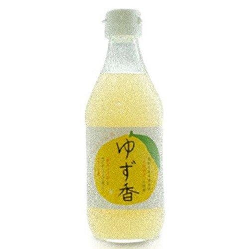 戸塚醸造店 心の酢 ゆず香 360ml