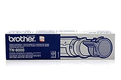 Brother MFC-9180 - Original Brother TN-8000 / 27798 - Cartouche de Toner Noir -