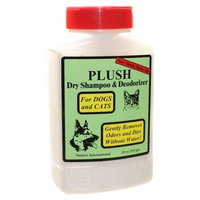 Plush Dry Shampoo back-470849