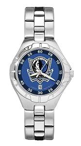 Dallas Mavericks Ladies Pro Ii Bracelet Watch by Logo Art