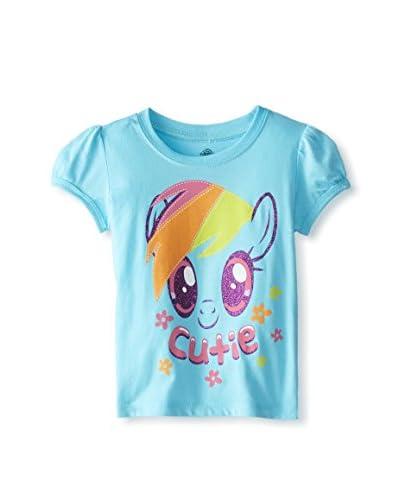 My Little Pony Kid's Short Sleeve Puff Tee