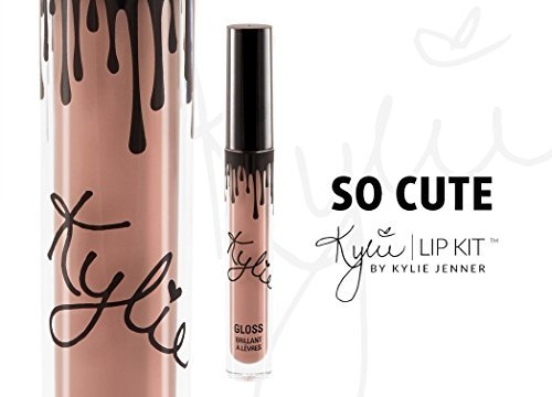 Kylie Cosmetics by Kylie Jenner Lip Gloss in Shade So Cute thumbnail