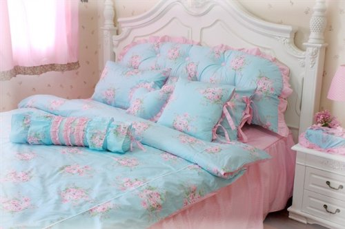 Country Style Bedding Sets 94948 front