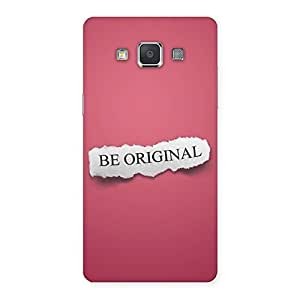 Cool Be Orignal Back Case Cover for Galaxy Grand Max