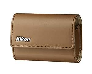 Nikon カメラケース CSNH55BR ブラウン