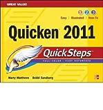 img - for [(Quicken, QuickSteps 2011 )] [Author: Martin S. Matthews] [Nov-2010] book / textbook / text book