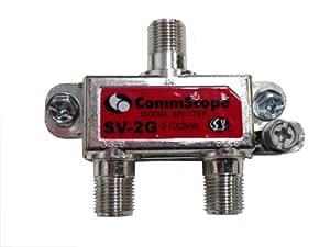 Sv-2g 2-way Splitter 5-1000mhz New! Sv2g