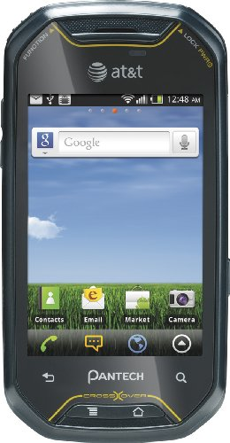 Pantech Crossover Prepaid Android GoPhone (AT&T) with $25 Airtime Credit