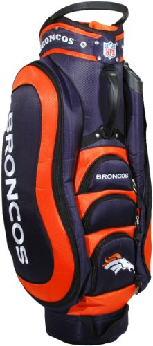 NFL Denver Broncos Cart Golf Bag at Amazon.com