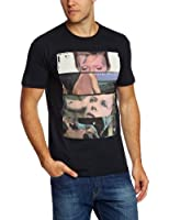 Bravado David Bowie - Sliced Image 2 Men's T-Shirt