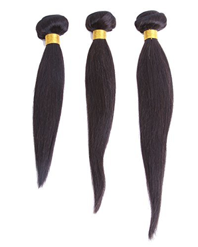 Cool2day-Straight-100-Malaysian-Remy-Human-Hair-Weave-Extension-3pcs-8-30150G