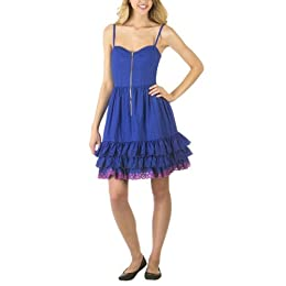 Tracy Feith® For Target Strappy Dress - Oxford Cobalt : Target from target.com