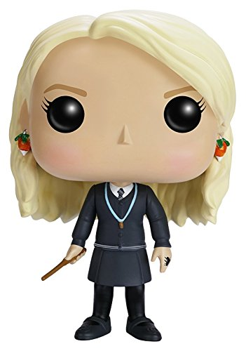Pop! Movies - Muñeco cabezón Harry Potter - Luna Lovegood (Funko 6572)