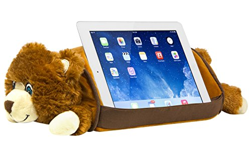 LapGear Tablet Pillow LapPet - Tan Bear (Generation 1 Closeout) General General