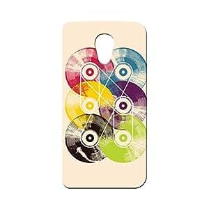 G-STAR Designer Printed Back case cover for Motorola Moto G2 (2nd Generation) - G3625